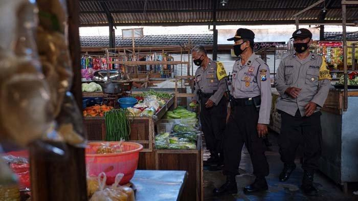 Selama PPKM Darurat, Pedagang Pasar Tradisional di Kota Kediri Dibatasi Sampai Pukul 20.00 WIB