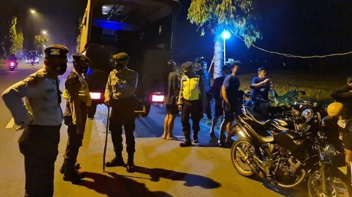 Buat Resah Warga, Aksi Balap Liar di Tuban Dibubarkan Polisi, 44 Remaja Diamankan