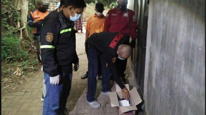 Polisi Cari Pelaku Pembuang Jenazah Bayi, Yamaha NMax Warna Abu-Abu Strip Kuning Jadi Petunjuk
