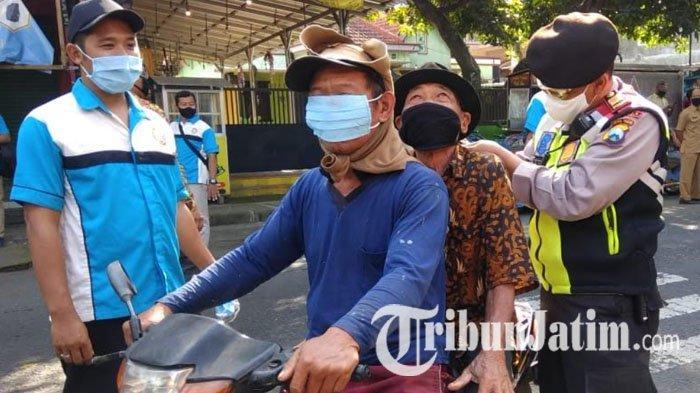 Kecamatan Ngadiluwih Kabupaten Kediri Perketat Kawasan Wajib Pakai Masker