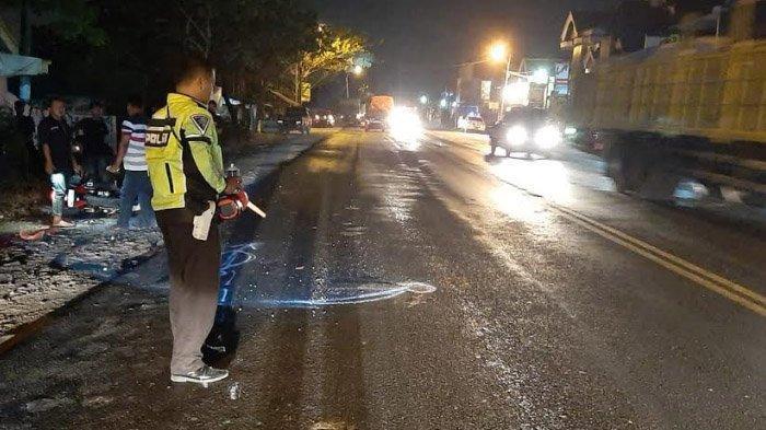 Polisi Ungkap Kronologi Kecelakaan Maut yang Renggut Nyawa Pemotor Banyuwangi di Gresik, Simak!