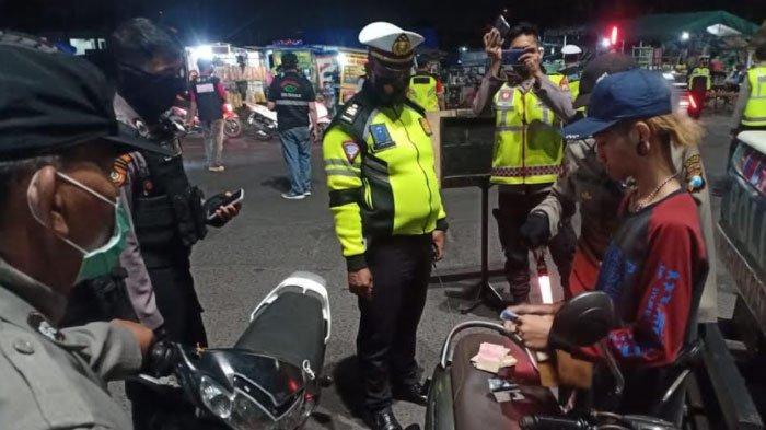 Antisipasi Preman Beraksi, Polresta Sidoarjo Rajin Gelar Patroli