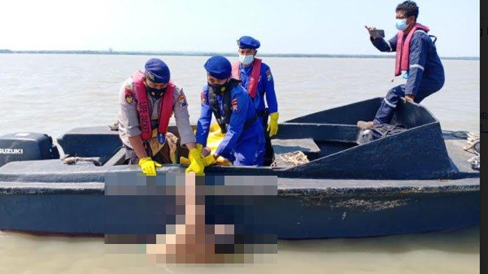Mayat Tanpa Identitas Ditemukan Mengapung di Perairan Gresik