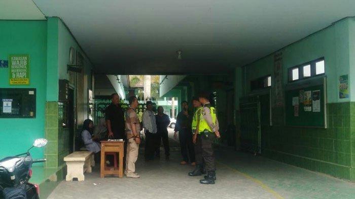Antisipasi Siswa SMA dan SMK di Kota Blitar Ikut Demonstrasi, Polisi Gelar Sidak ke Sekolah