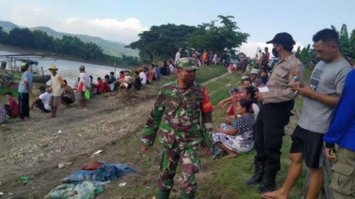 Dua Penambang Tenggelam di Sungai Bengawan, Polisi: Murni Laka Kerja, Bermula Muatan Penuh