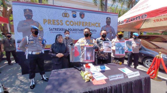 Rebutan Lahan, Preman di Surabaya Nekat keroyok Anggota Polisi dan Seorang Wanita