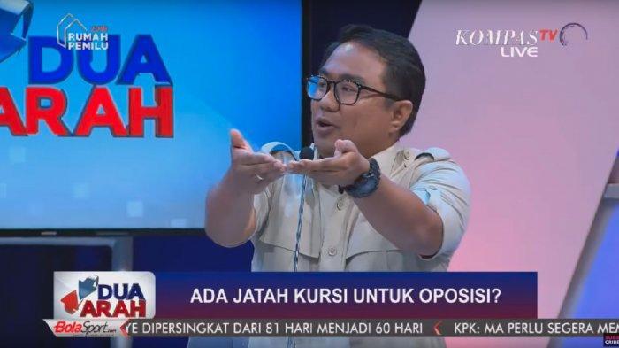 Miftah Sabri Sebut Partai Gerindra Bisa Saja Gabung dengan Jokowi: Semua Bisa Terjadi di Politik