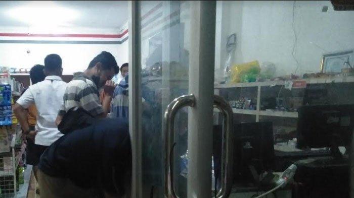 Update Kasus Toko Anggota DPR Bangkalan Diteror, Polisi Sebut Lobang di Kaca Bukan dari Proyektil