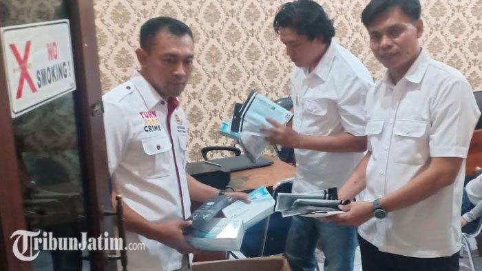 Penjual Bakso di Madiun Diamankan Polisi Gegara Jual Masker Lewat Facebook, Diduga Menimbun Masker