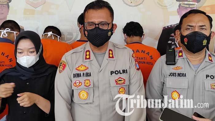 Operasi Tumpas Narkoba Semeru, Terungkap 7 Napi di Lapas Madiun Jadi Pengedar dan Pengguna Narkotika