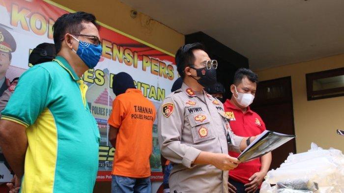 Polres Pacitan Ringkus Penyeludup Benur Senilai Rp 200 Juta: Dikirim Ke Bandung