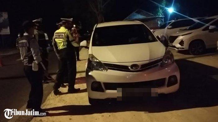 5 Mobil Rombongan Pemudik Mau Masuk ke Pamekasan Disuruh Putar Balik, Antisipasi Risiko Covid-19