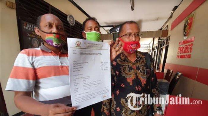 Warga Sultan Agung Pasuruan Laporkan Temannya ke Polisi, Diduga Cemarkan Baik dalam Transaksi Tanah