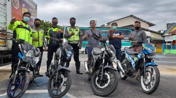 Satlantas Petakan Lokasi Jalan Raya di Sampang yang Rawan Digunakan Trek-Trekan oleh Muda-Mudi