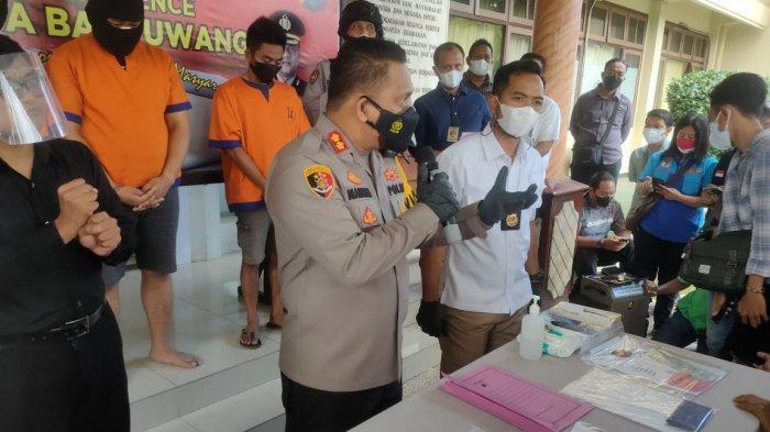 Polisi Tangkap Pembuat Surat Swab Antigen Palsu di Banyuwangi