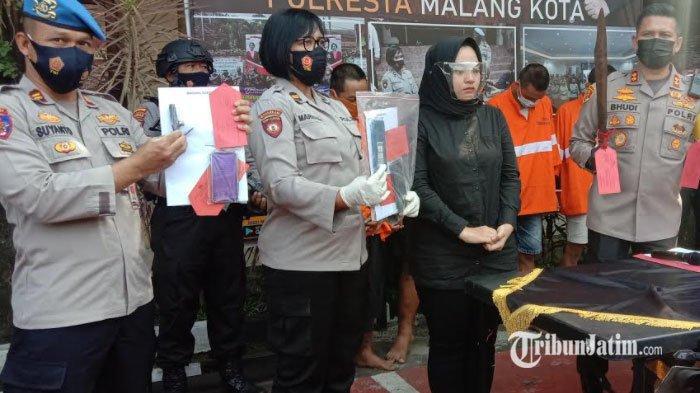 Operasi Sikat Semeru 2021, Polresta Malang Kota Tangkap 51 Tersangka Kasus C3
