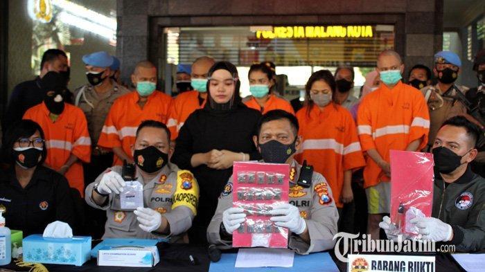 ASN di Kota Malang Berdalih Konsumsi Sabu untuk Daya Tahan Tubuh dan Pekerjaan