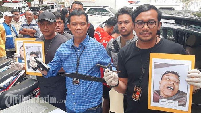 Terkuak Identitas 3 Begal yang Ditembak Mati di Surabaya, Komplotan Spesialis Pencurian Motor