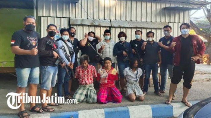 3 Pria Sampang Rampas Kijang Innova untuk Sewa Villa Tretes, Pelaku Dibekuk Polisi Usai Pesta Miras