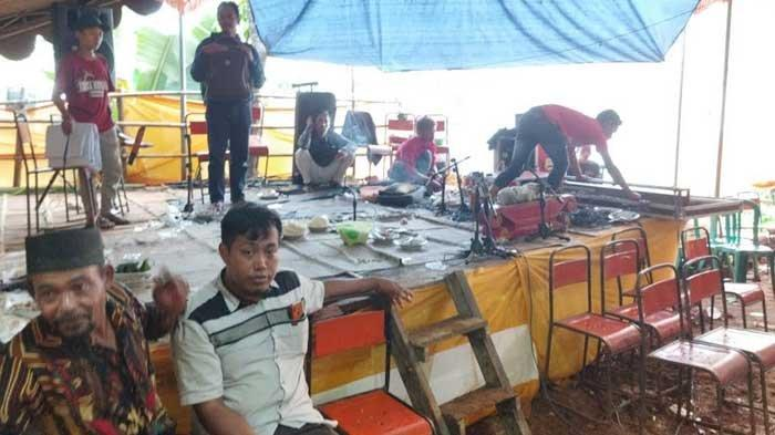 PPKM Level 3, Polisi Bubarkan Acara Musik Elekton Campursari di Rumah Warga Ngrayun Ponorogo