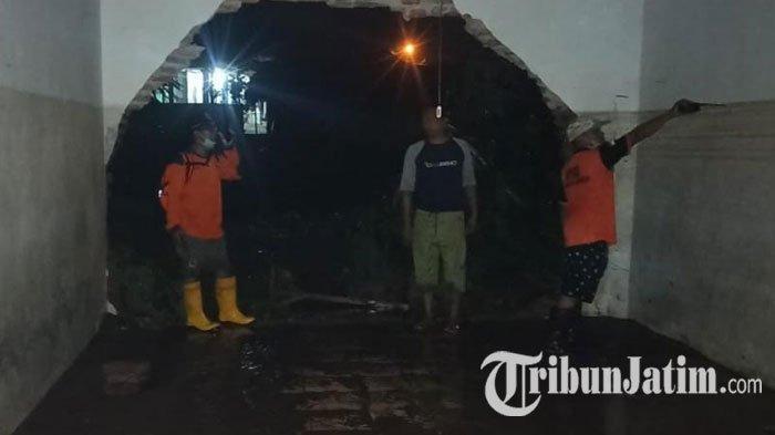 Hujan Deras Selimuti Jember, 3 Kecamatan Terendam Banjir hingga Jebol Warung dan Ponpes