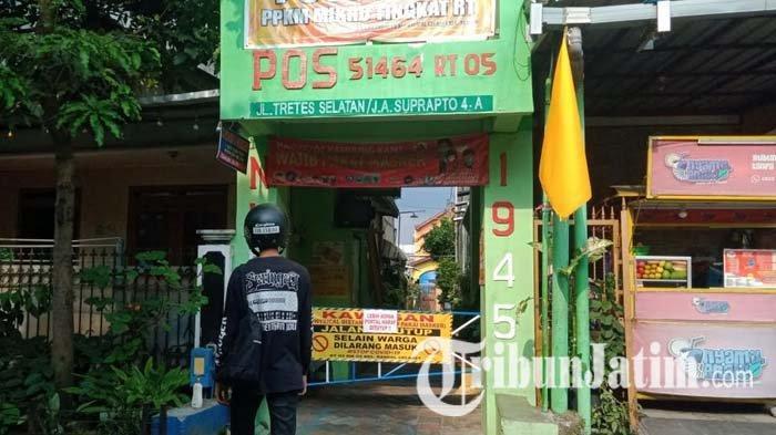 Update Covid-19 di Kota Malang, Ada 3 Klaster Perkampungan, 6 Warga Meninggal Dunia