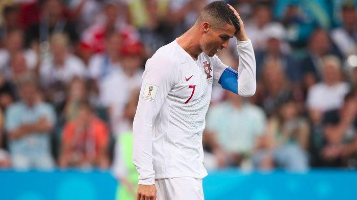 4 Gelaran Piala Dunia, Fase Gugur Jadi Ladang Tandus Bagi Cristiano Ronaldo