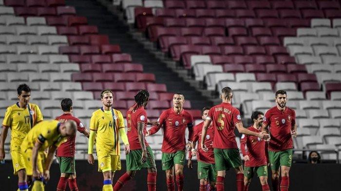 Cristiano Ronaldo, Pemain Portugal Pertama yang Cetak Rekor 100 Kemenangan Bersama Timnas Selecao