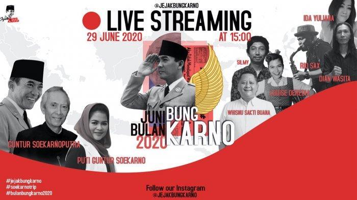 Puncak Bulan Bung Karno, Wawali Surabaya Whisnu  Sakti Didapuk jadi Pembawa Acara