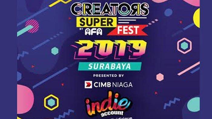 Creator Super Fest 2019 Bakal Segera Hadir, Kali Ini Digelar di Surabaya! Catat Tanggalnya!