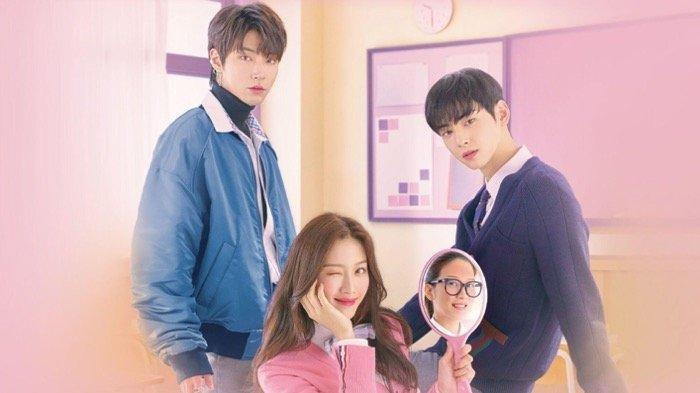 Poster drama Korea True Beauty