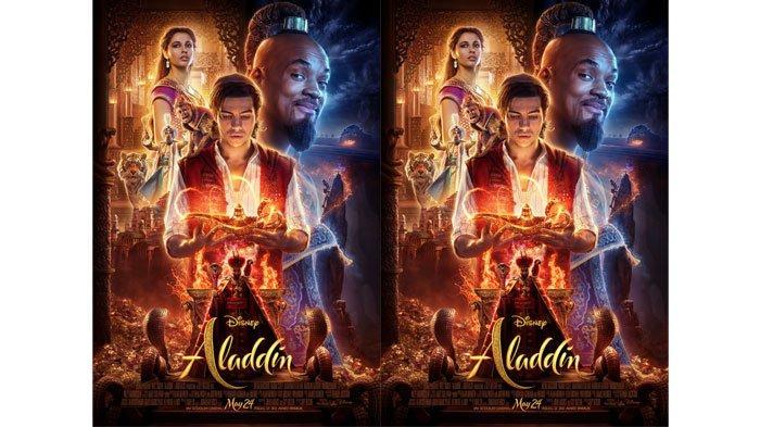 Trailer Film 'Aladdin' Telah Dirilis Disney, Langsung Masuk Trending YouTube Dunia