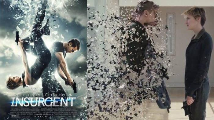 Poster film Insurgent