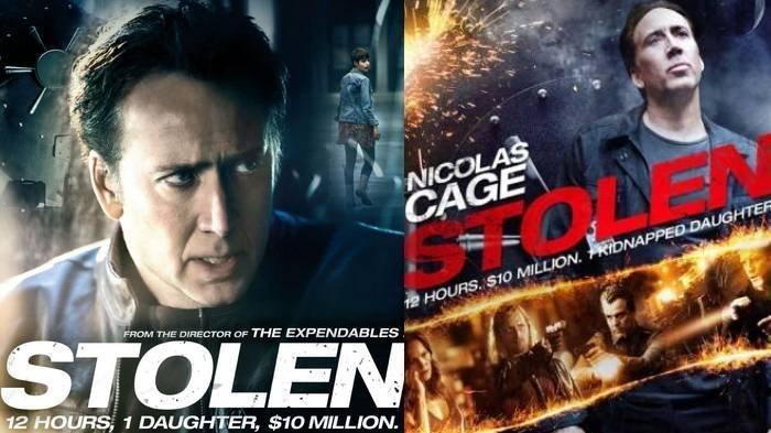 Sinopsis Film Stolen, Dibintangi Nicolas Cage, Kisahkan Mantan Pencuri Mencari Putrinya yang Diculik