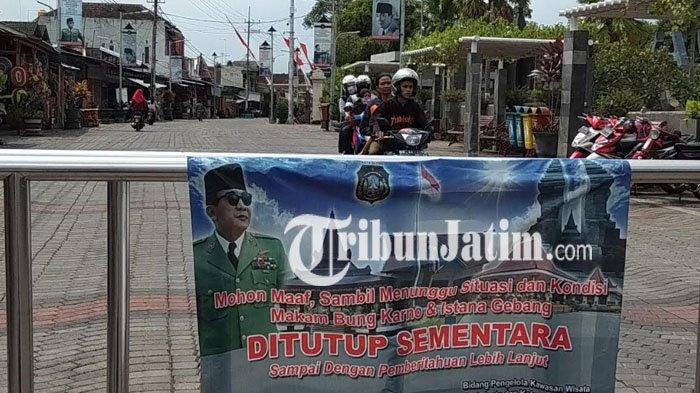 Bakal Beroperasi Lagi saat New Normal, Tempat Wisata Kota Blitar Batasi Pengunjung & Jam Operasional