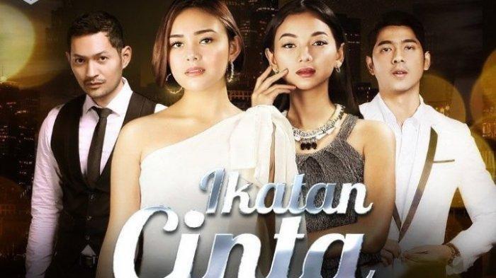 Poster sinetron Ikatan Cinta RCTI.