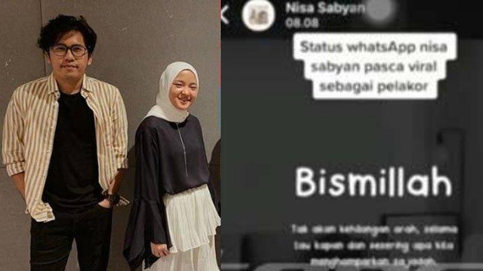 Akhirnya Bicara, Nissa Sabyan Akui Cinta Ayus? Postingan Pertama Pasca Dihujat: Tak Akan Hilang Arah