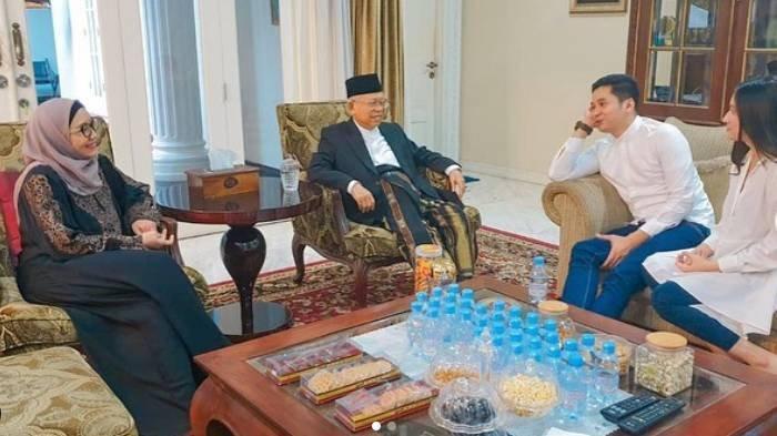 Masih Punya Hubungan Keluarga, Adly Fairuz Bantah Minta Rekomendasi Maruf Amin: Enggak Sama Sekali