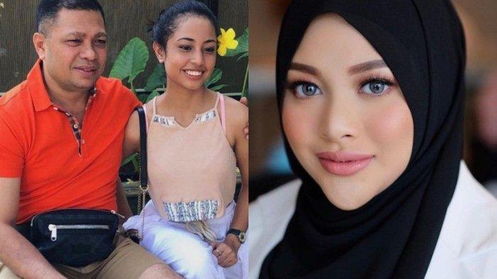 Potret Anak Tiri Krisdayanti yang Jarang Tersorot, Putri Raul Lemos Ini Tak Kalah Cantik dari Aurel