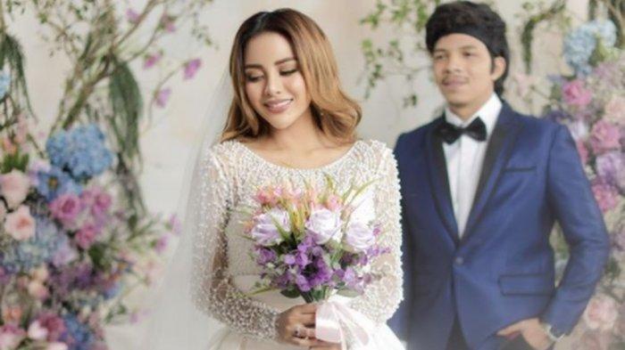 Potret Atta Halilintar dan Aurel Hermansyah yang akan segera menikah.