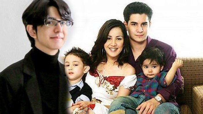 Andi Soraya dan keluarga