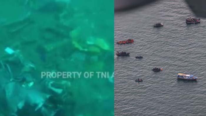 Pernah Ikat Badan ke Jenazah, Kisah Penyelam yang Kini Evakuasi Korban Sriwijaya Air: Khawatir