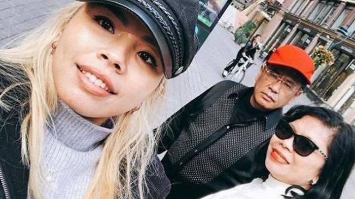 'Ancaman' Serius HotmanParis pada Putrinya Felicia Hutapea, Dihapus dari DaftarWarisan, Mengapa?