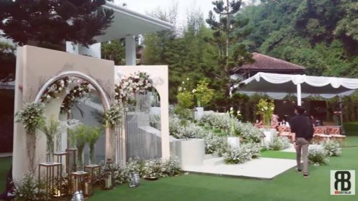 Penampakan Lokasi Lamaran Rizky Billar dan Lesty Kejora di Gedong Putih, Intip Potretnya di Sini!