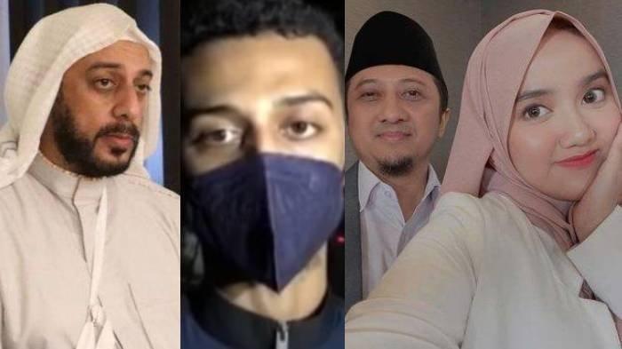 Sosok Hasan Putra Pertama Syekh Ali Jaber, Pebisnis & Jago 3 Bahasa, Dijodohkan dengan Wirda Mansur