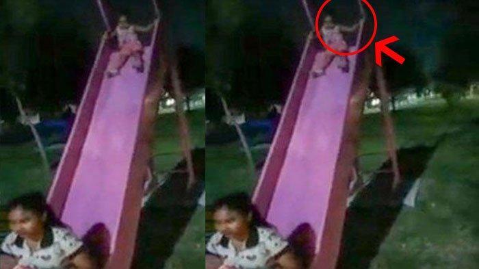 Niat Hati Senang, Ibu Syok Rekam Anak Main Prosotan Malam-malam, Esoknya Video Heboh: Wajahnya Jelas