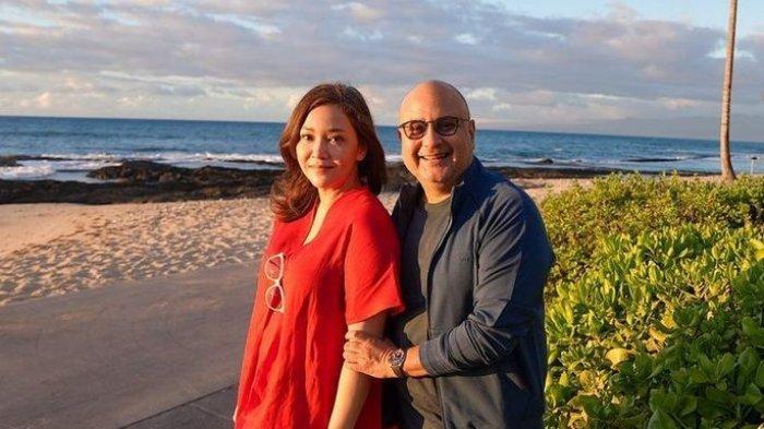 Irwan Mussry Gandeng Tangan Maia Estianty saat Liburan di Hawaii, Wajah Eks Istri Dhani Jadi Sorotan