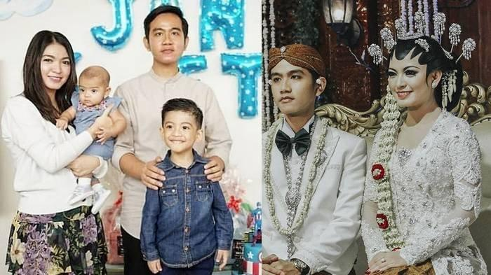 Rayakan 5 Tahun Pernikahan, Gibran & Selvi Kian Bahagia Dikaruniai 2 Anak, Intip Potretnya di Sini!