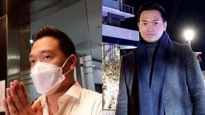 Potret MYD atau Michael Yukinobu de Fretes, pria yang jadi tersangka kasus video syur Gisel.
