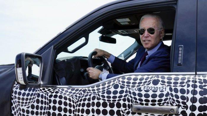 Tekad Joe Biden Bangun Ulang Gaza yang Hancur, Tapi akan Pasok Iron Dome Israel, Si Presiden: Solusi